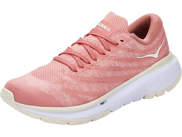 Hoka One One Cavu 3 Shoes Women lantana/eggnog